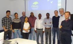 GAF AG organized the second EOMonDis User Validation Workshop